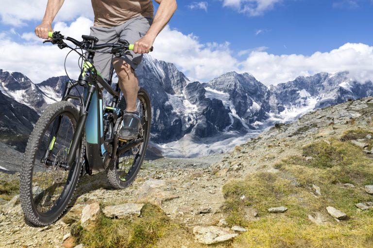 Mountainbike E-Bike